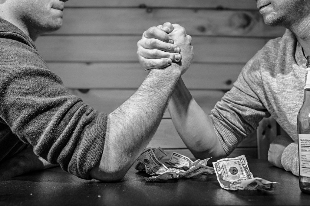 Arm Wrestling Drills For Beginner to Gain Strength