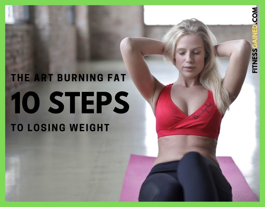 10 Steps to Losing Weight Without Exercise | Proven Ways to Lose 10 lbs