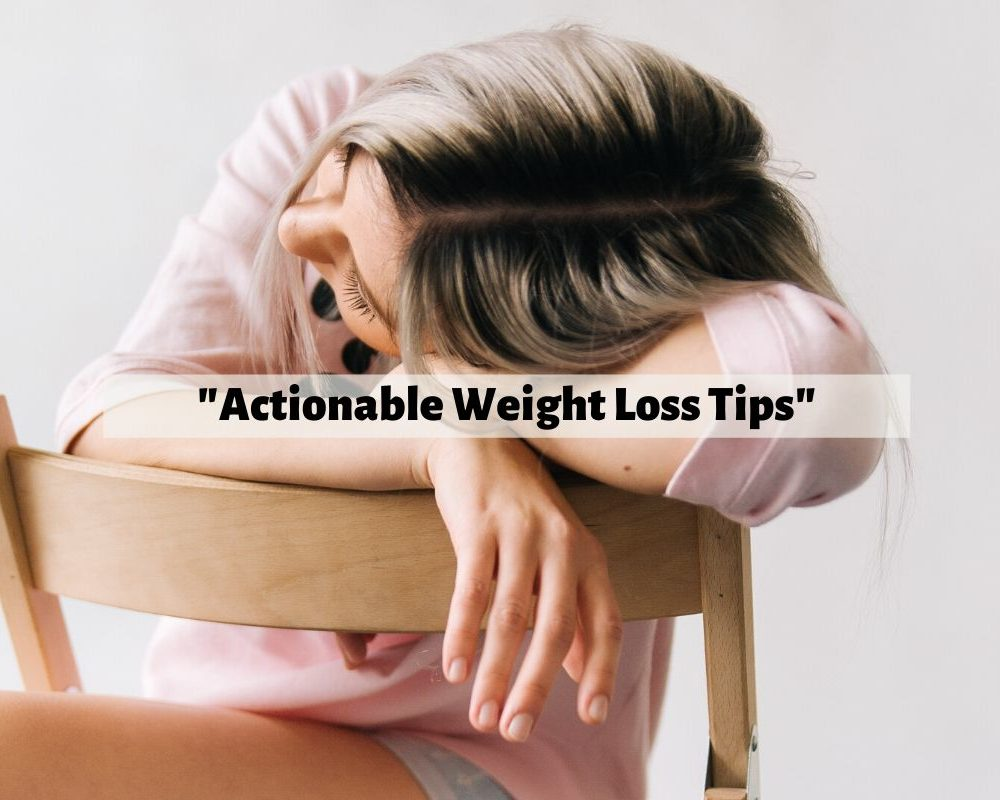 11 Weight Loss Tips if You Weigh 200 lbs or More
