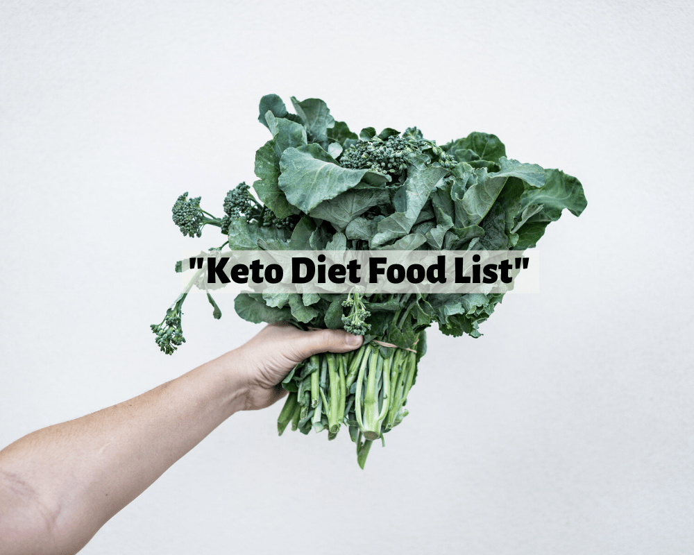 Keto Diet Food List For Beginners: Know What to Eat or Avoid