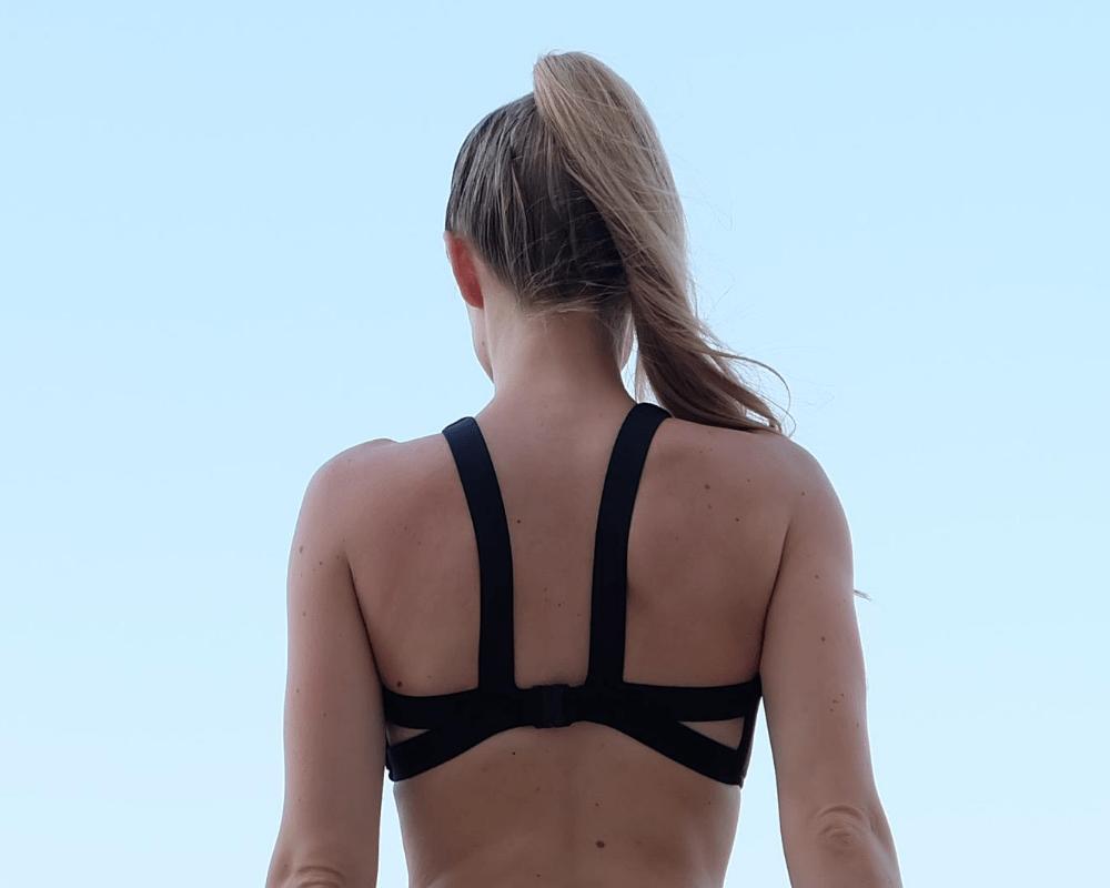 woman back