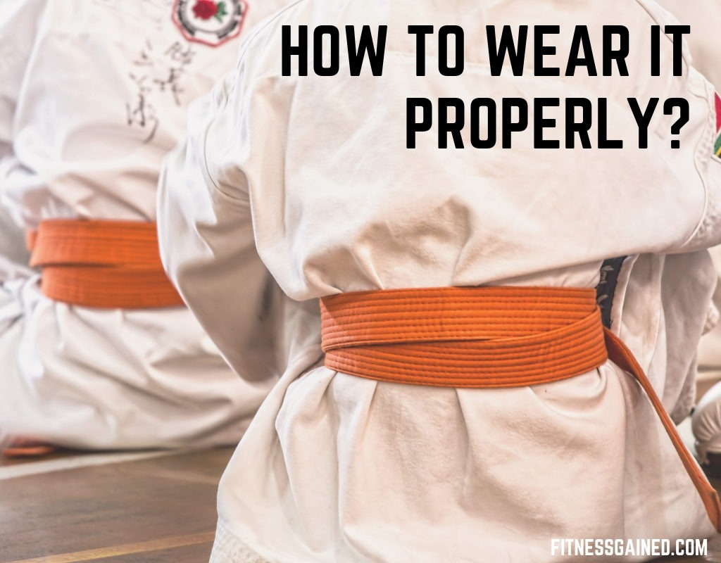 benefits of weightlifting belt and how to wear it properly